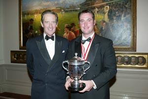 Brian Thornton, Ian Blackwell