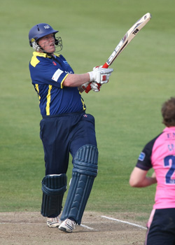 Kevin O'Brien, Gloucestershire V Middlesex, FP Twenty20, Sunday 26th June 2011, UXBRIDGE