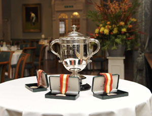 The Walter Lawrence Trophy and Silver Medallions