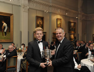 Sam Billings and Geoff Miller